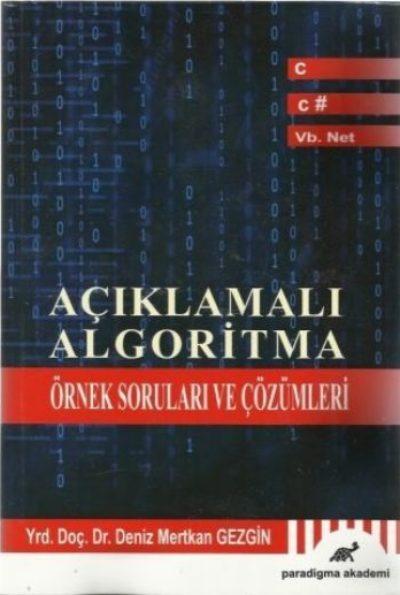 Açıklamalı Algoritma Soruları ve Çözümleri