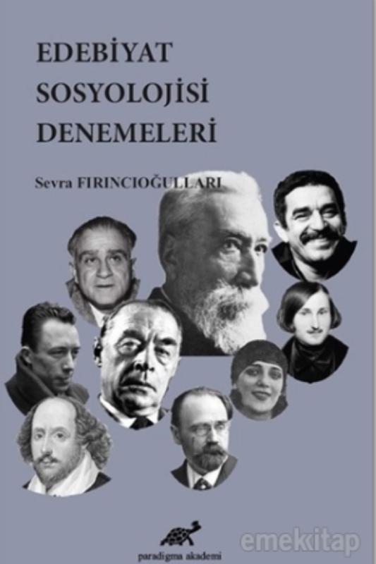Edebiyat Sosyolojisi Denemeleri