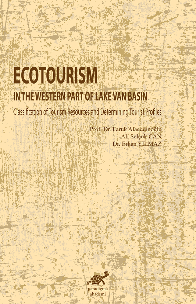 ECOTOURISM IN THE WESTERN PART OF LAKE VAN BASIN