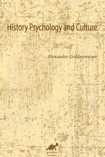 History Psychology and Culture