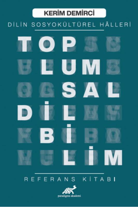 Toplumsal Dilbilim Referans Kitabı