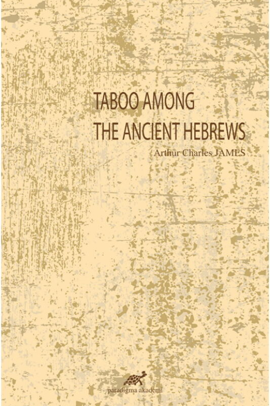 Taboo Among The Ancient Hebrews