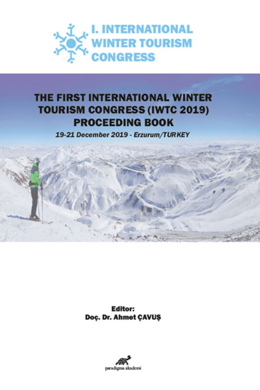 The First International Winter Tourism Congress (IWTC 2019)
